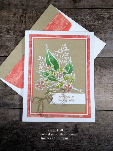 Get Well Card for Pals' January Blog Hop!