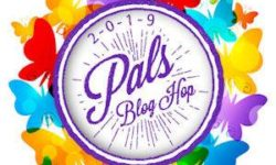 Pals Blog Hop For June Anything With Wings